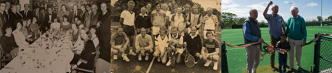 Wedmore Tennis Club History