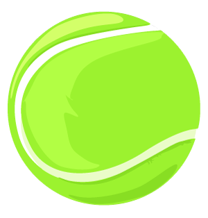 Wedmore-tennis-green-ball